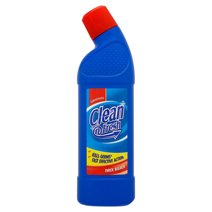 Clean n Fresh Original Thick Bleach 750ml