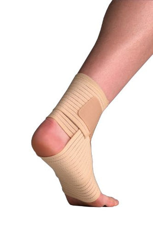 Best Price on Thermoskin Elastic Ankle Wrap Support for Either Foot - Adjustable - L/XL 24-31cm