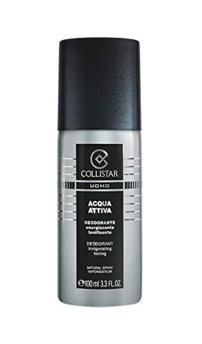 Collistar Uomo Acqua Attiva Deodorant 100ml Spray