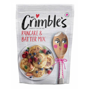 Mrs Crimbles Gluten Free Pancake & Batter Mix 200g
