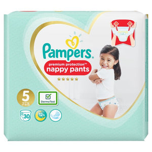 Pampers Active Fit Nappy Pants Size 5 | 17 Packs