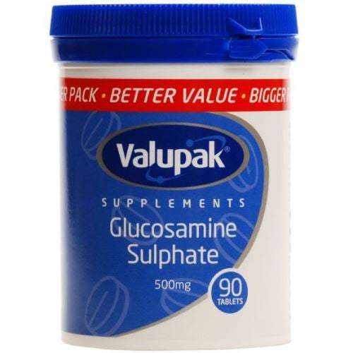 Valupak Gluco Sulph 500Mg Tablets