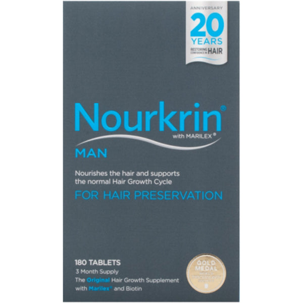 Nourkin Man For Hair Growth