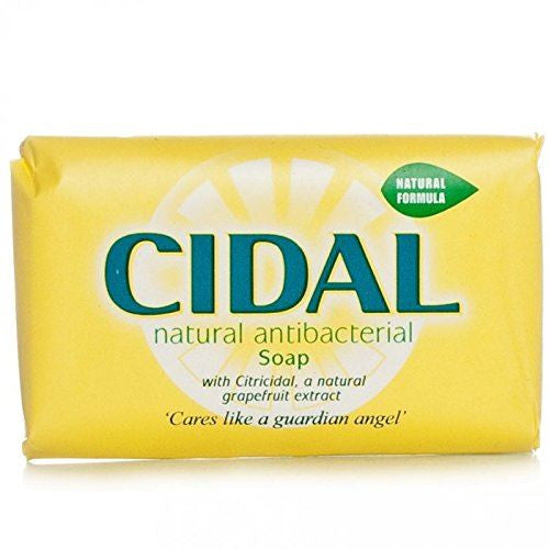 Cidal Natural Antibacterial Soap