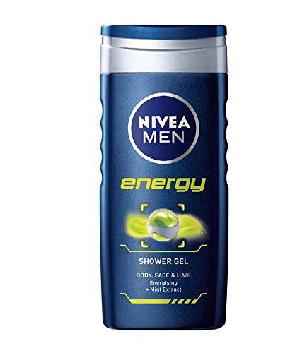 Nivea Men Energy 2-in-1 Shower Gel 250ml