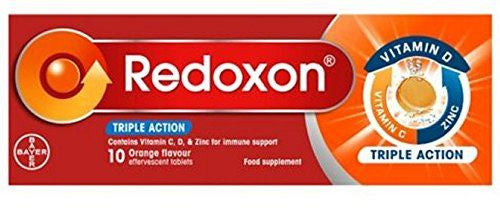 Redoxon Immune Support Triple Action Vitamin C Tablets, 45 g