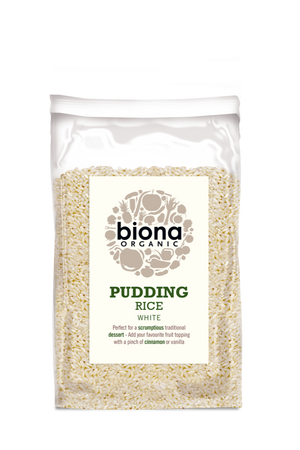 Biona Organic Pudding Rice White