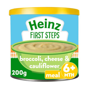 Heinz Multigrain With Cauliflower Broccoli & Cheese 6+ Months