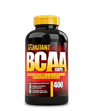 Mutant Mutant BCAA 400count