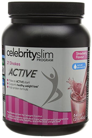 Best Price on Celebrity Slim Active Strawberry Shake