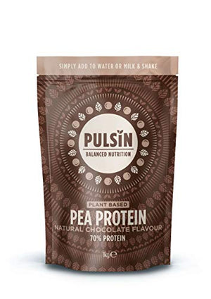 Best Value Pea Proteins by Pulsin