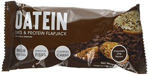 Oatein Oatein Flapjack Bar 12 x 75g Chocolate Chip
