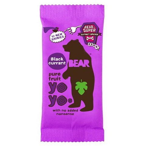 BEAR BEAR Blackcurrant Yoyo 20g