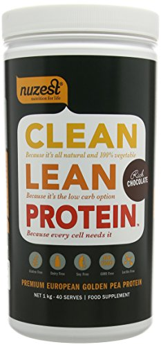 Nuzest Clean Lean Protein 1kg Rich Chocolate