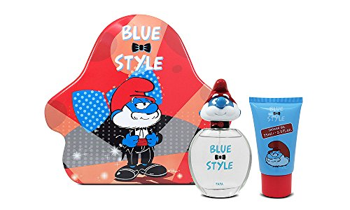 Smurfs Papa 3D 50ml G/Set 50ml Edt & 75ml B/Style S/Gel