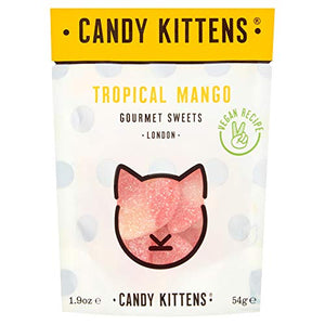 Candy Kittens Gourment Sweets Tropical Mango 54g