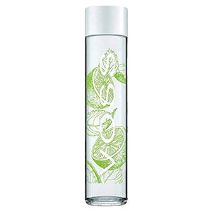 Voss Lime Mint Sparkling Water 375ml | Glass Bottle