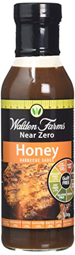 Walden Farms Calorie Free BBQ Sauce 340g Honey