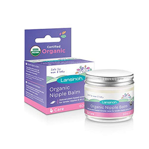 Brand new Organic Nipple Balm 60ml