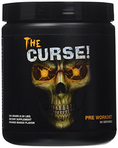 Cobralabs The Curse 250g Orange Mango