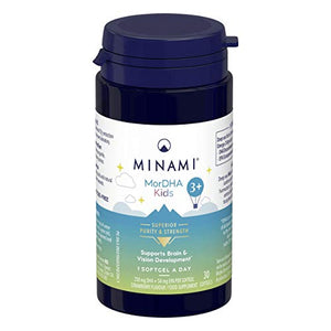 Best Value DHA by Minami Nutrition