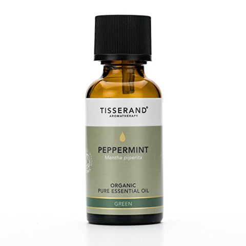 Tisserand Peppermint Organic Essential Oil (30ml)