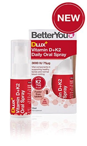BetterYou A faster more effective way to boost your vitamin D and K levels.