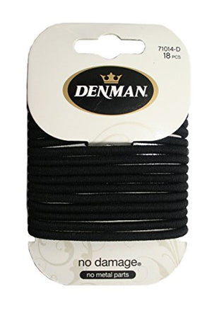 Denman Ultimate Styling Kit 5 Pieces (The kit include: 1 x Classic Styling Brush D3 1 x Dressing Out Brush D91 1 x Mini Keyring Elastics Bobby Pins)