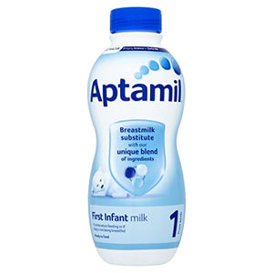 Aptamil First Infant Milk from Birth, 1 Litre