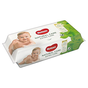 Best Price on Huggies Natural Care 'Extra Care' Baby Wipes