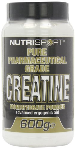 NutriSport Creatine Powder 600g