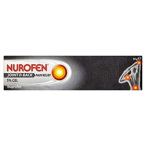 Best Price on Nurofen Joint & Back Gel