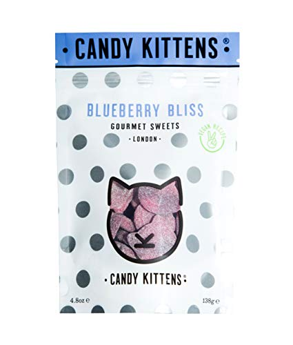 Candy Kittens Sour Blueberry 138g