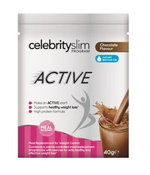 Best Price on Celebrity Slim ACTIVE CHOCOLATE SACH