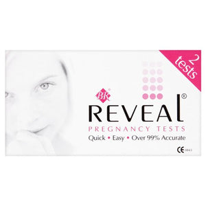 Best Price on Reveal Quick & Easy Pregnancy Testing Kit - 2 Tests