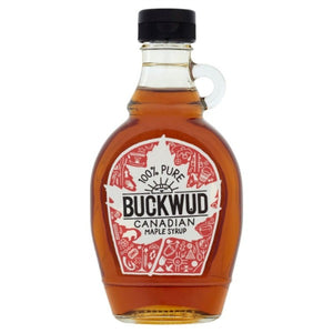 Buckwud 100% Pure Canadian Maple Syrup 250g