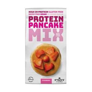 Stacks of Goodness Strawberry Protein Pancake Mix 200g