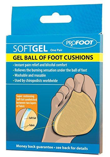 Pro-Foot Ball Of Foot Cushions (6)