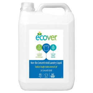Ecover Non-Bio Concentrated Laundry Liquid 5 Litres | 142 Washes