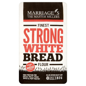 Marriage's Finest Strong White Bread Flour 1.5kg