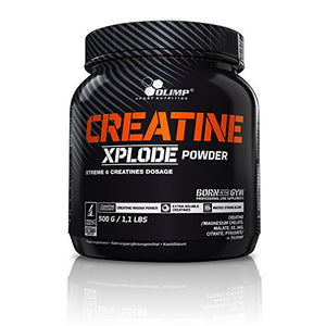 Olimp Creatine Xplode 500g Orange