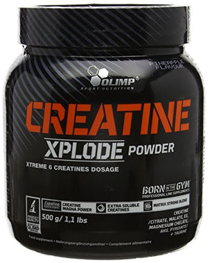 Olimp Creatine Xplode 500g Pineapple