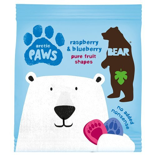 BEAR Arctic Paws (Raspberry & Blueberry) 20g