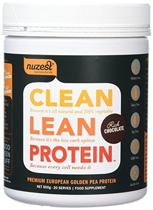 Nuzest Clean Lean Protein 500g Rich Chocolate