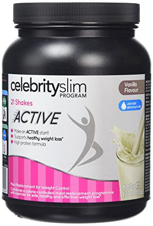 Best Price on Celebrity Slim Active Vanilla Shake