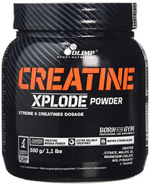 Olimp Creatine Xplode 500g Grapefruit