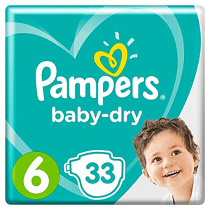 Brand new Pampers Baby Dry Pants 6 Ess W
