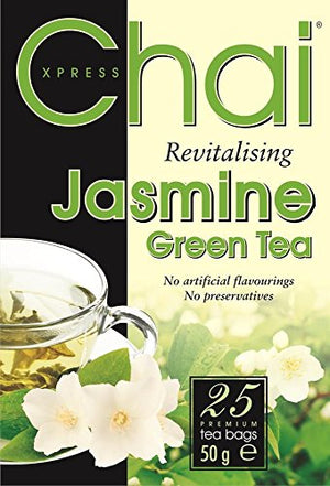 Chai Xpress Jasmin Green Tea 50g