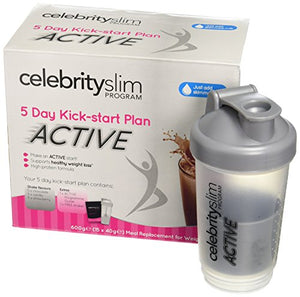 Best Price on Celebrity Slim Active 5 Day Kick Start Plan