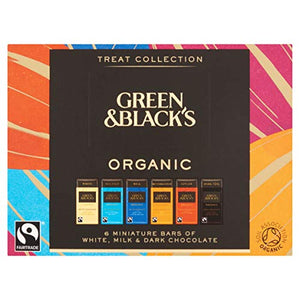 Green & Blacks  Treat Collection 90g